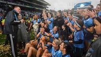 'We were immensely proud of her': Bohan shares moving story of Dublin mascot