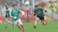 Oh brother: Young Hartnetts steer Douglas into semi-final