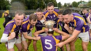 Ballina shock Breaffy but Ballintubber march on