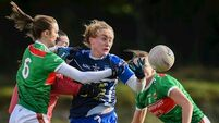 Mayo and Storm Dennis hold Waterford scoreless in second half