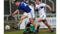 Cavan storm past Laois to easy victory