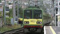 DART services disrupted after 'tragic incident' at Portmarnock