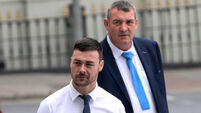 'I ran after him with his gun, I got him with no gun': Court hears of text sent day after Neil Reilly's death