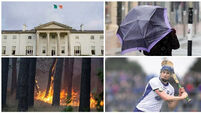 BULLETIN: Sinn Féin outlines process to select Presidential candidate; Status yellow rainfall warning as sunny spell breaks