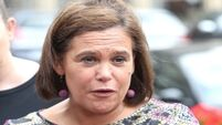 Mary Lou McDonald says criticisms of SF abstentionist policy at Westminster are 'red herring'
