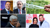 MORNING BULLETIN: FF say Varadkar 'gunning' for election on back of referendum win; Irish Water warns hosepipe ban could be extended