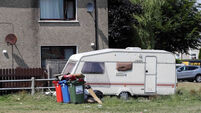 Complaints after contents of caravan emptied onto green in Co Cork