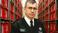 Deputy Chief Constable of PSNI Drew Harris named as new Garda Commissioner