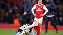 Chris Hatherall: Hope fizzles out as same old Arsenal reappears