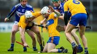 Aaron Cunningham makes Clare return in routine win over Laois
