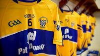 Call for Clare to follow Cork's lead with commemorative jersey