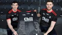 Here's a first-look at Cork's jerseys honouring Mac Curtain and MacSwiney