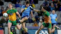 Dublin sucker Donegal with late onslaught stealing one-point win