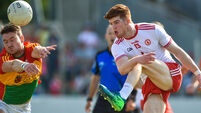 Carlow v Tyrone - GAA Football All-Ireland Senior Championship Round 2