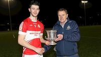 Midleton take victory in high-scoring Dr O'Callaghan Cup final