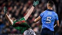 James Horan frustrated by 'very, very harsh' red card