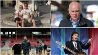 MORNING BULLETIN: 11 arrested over terror offences last year; David Drumm employed as cleaner in prison