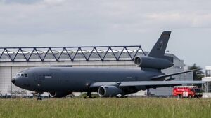 US military air-to-air refuelling jet makes emergency landing at Shannon