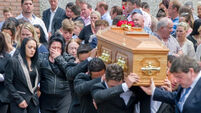Tributes to 'one in a million family man' Patrick O'Donnell at Cork funeral