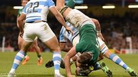 Concussion 'most common injury' in amateur rugby