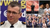 BULLETIN: Drew Harris sworn in as new Garda Commissioner; Journalists jailed in Myanmar over secrets act