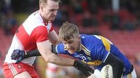 13-man Tipperary fail to score from play in Derry defeat