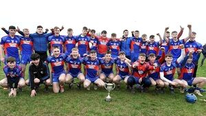 Pair of Walsh goals pave way for Coláiste Treasa win in Munster final cracker