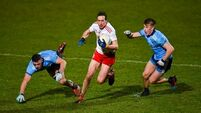 Tyrone wipes out Dublin's unbeaten start under Dessie Farrell