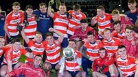 'Back where we belong': Gavin O'Brien blasts CIT to Trench Cup success