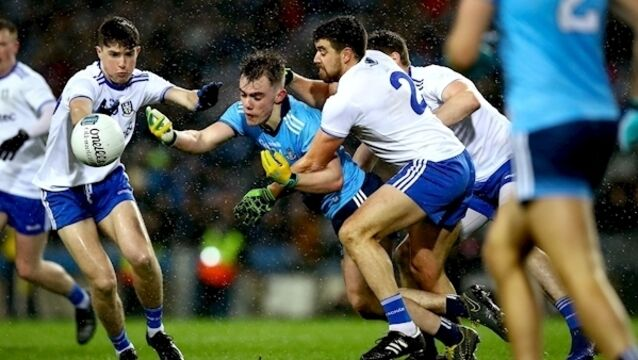 Dublin dig deep to hold Monaghan to draw