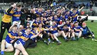 Hayes heroics end Tralee famine