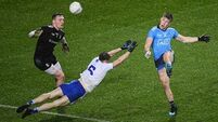 McEnaney 'absolutely delighted', Farrell 'happy', after Dublin draw with Monaghan
