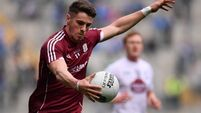 Joyce says Walsh has revelled in captaincy for Galway