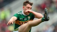 Three changes to Kerry team for Meath match