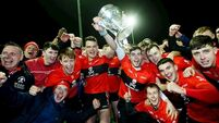 'Champions don't die easy, boy' - UCC retain Fitzgibbon Cup title with narrow win over IT Carlow