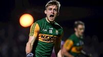 Kerry match-winner Killian Spillane among three changes for Tyrone clash