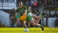 Donegal overwhelm brittle Meath with three-goal blast