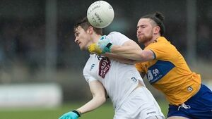 Keelan Sexton kicks Clare to comeback win over Kildare