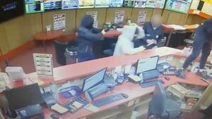 'Ye're feckers!': Heroic pensioner hailed for fighting off armed raiders at Cork bookies