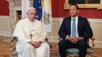 Pope Francis 'knew of abuse claims' in 2013, alleges former Vatican official