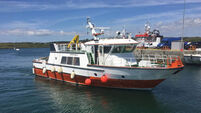 Cape Clear Island gets new fast ferry