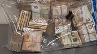 Revenue seize alcohol, tobacco and €100,000 in cash in Dublin and Laois
