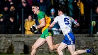 Michael Langan stars as Donegal record comfortable victory over Monaghan
