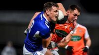 Laois maintain momentum with six-point triumph over Armagh