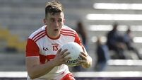 Shane McGuigan fires Derry to win over Louth