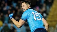 Dublin grind down 14-man Mayo to extend unbeaten run to 16 games