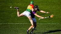 Relentless Wexford take Carlow to the cleaners