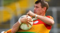 Antrim battle back after half-time to reel in Carlow