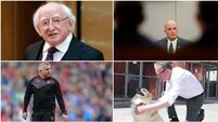 MORNING BULLETIN: President Higgins to repay taxpayer for Áras staff use; US police officer guilty of murdering unarmed black teen