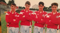 Liam Miller a GAA star — even in his civies